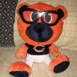 Other - Chicago Bears Nerd Teddy Bear